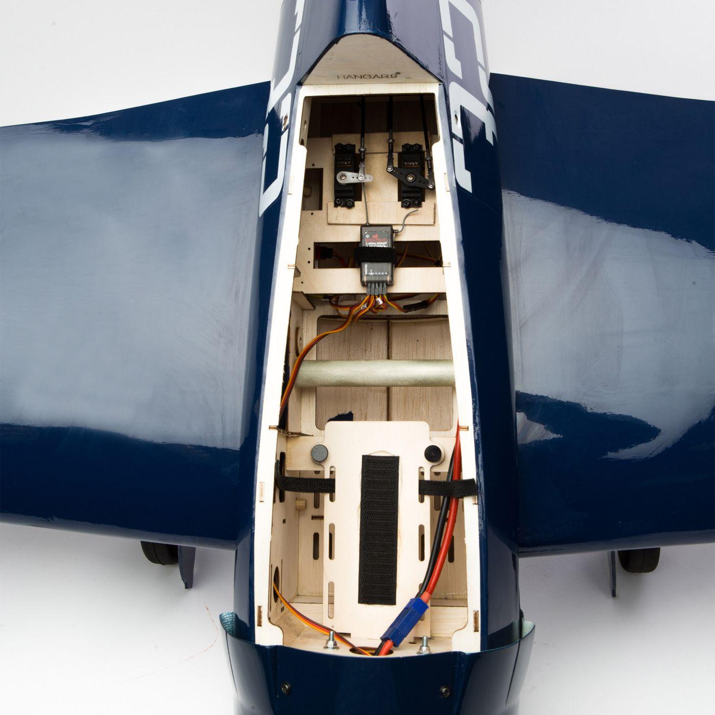 Hangar 9 F6F Hellcat 15cc Sport Scale ARF