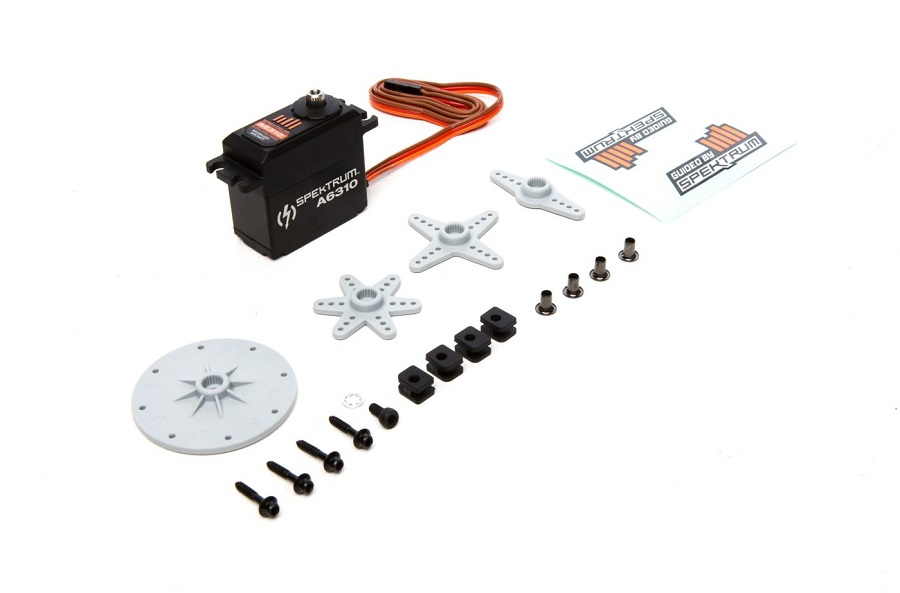 Spektrum A6310 Brushless HV High Torque Aluminum Servo