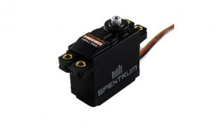 Spektrum H6060 Mid-Torque Ultra-Speed Heli Tail Servo