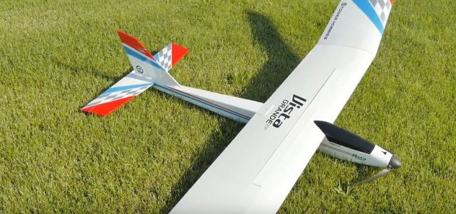 Tower Hobbies Vista Grande EP Sailplane AR [VIDEO]
