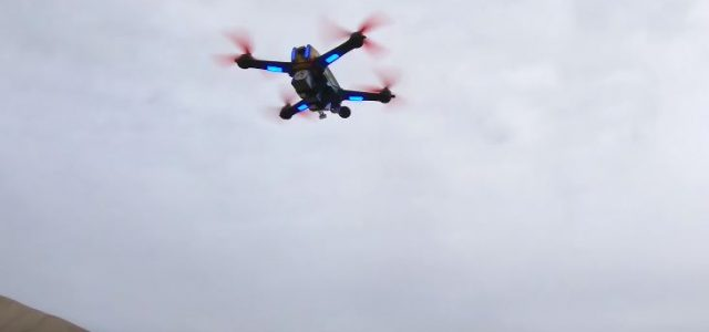 UVify Draco 7″ Mod Flight Test [VIDEO]