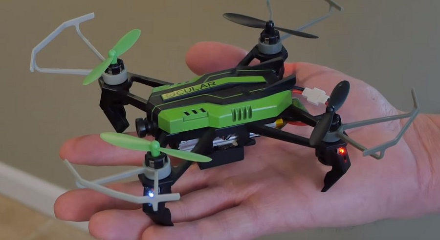 Dromida Ocular 120 RTF 120mm FPV Drone