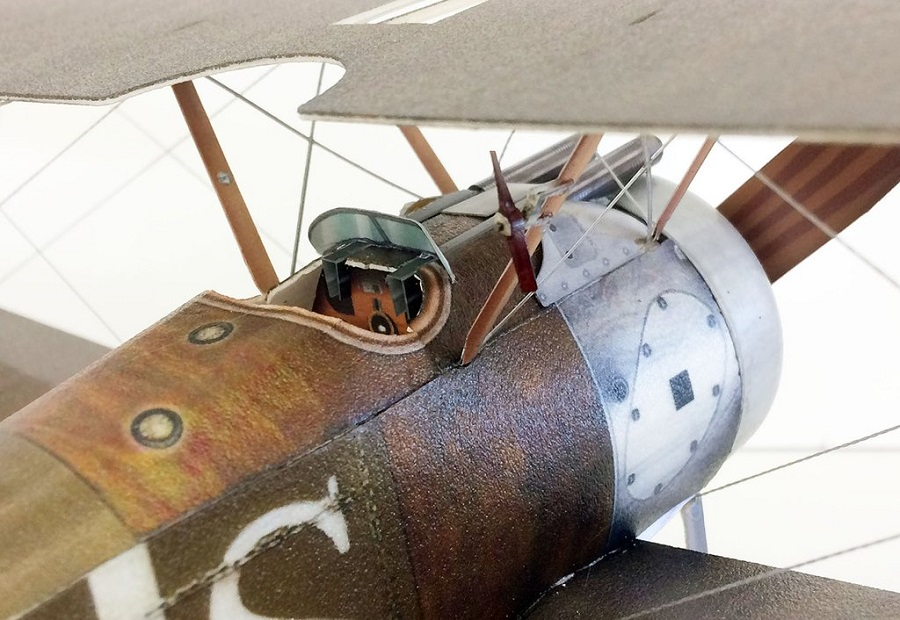 Microaces Sopwith Camel Kit
