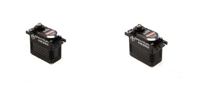 Spektrum High-Voltage Brushless Ultra Torque Heli Servos