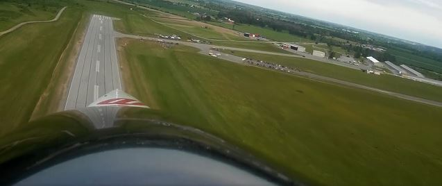 From the Cockpit RC Jet Video