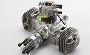 RCGF USA's New 50cc Twin Gasser