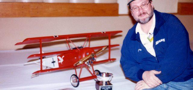 Vintage RC Scale Triplane