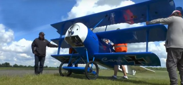 10 Biggest RC Planes in the World