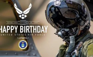 Happy 71st Birthday U.S. Air Force