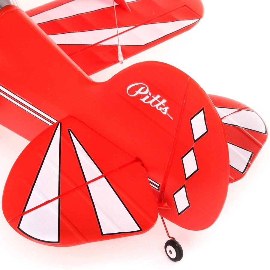 E-flite Pitts S-1S 850mm BNF Basic & PNP