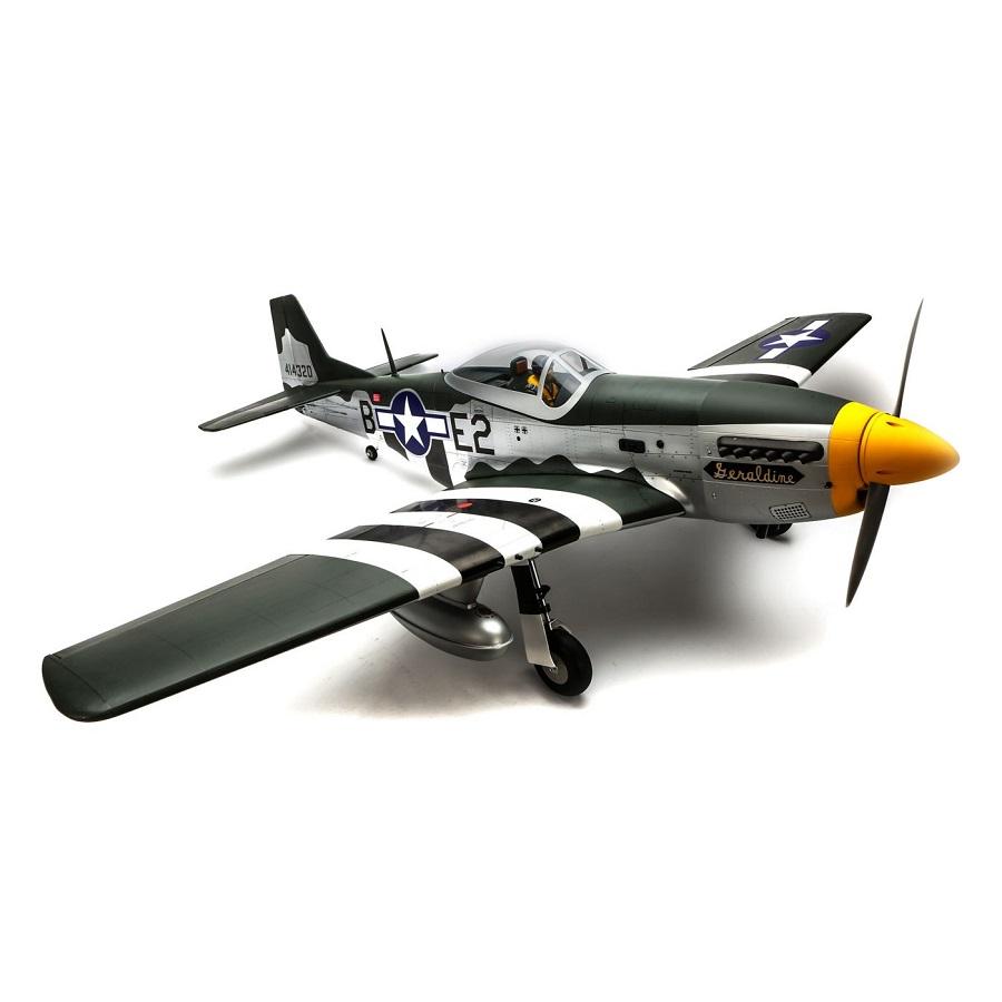 Hangar 9 P-51D Mustang 20cc ARF 69.5