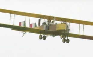 19-foot RC Caproni Bomber