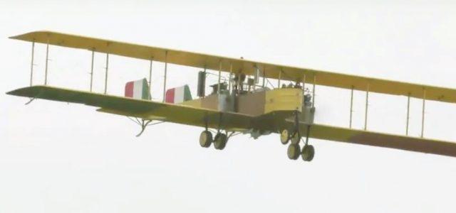 19-foot RC Caproni Bomber