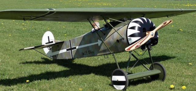 MAN Plans: 25% Fokker E.V.