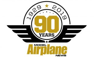 Model Airplane News Celebrates Our 90th Anniversary