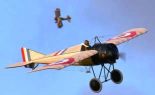 Giant Morane Saulnier Type N