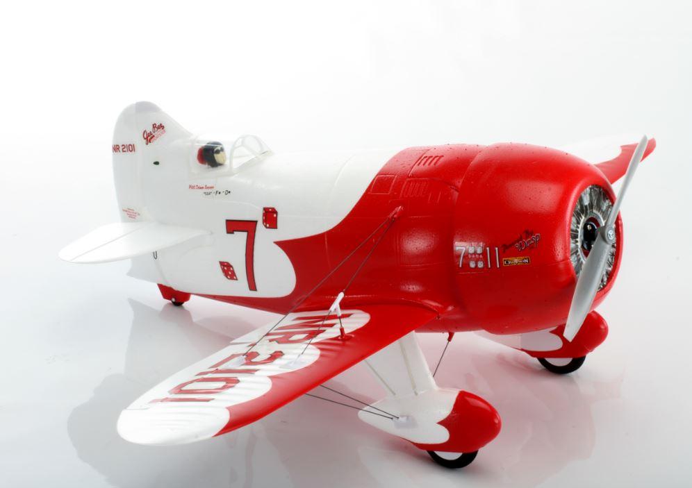 E-flite/Horizon Hobby Gee Bee R-2 - Model Airplane News