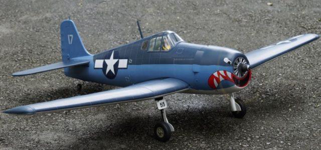 VQ Warbirds F6F Hellcat