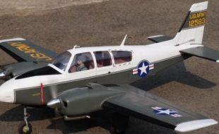 VQ Warbirds BeechT-42 Cochise