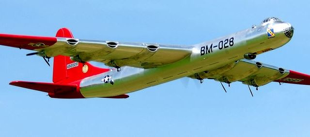 19-Foot Convair B-36 Peacemaker