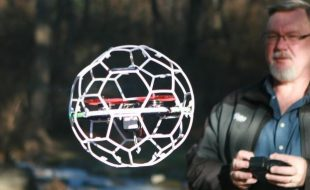 Graupner Droneball Sweeper — New in the Office for Review