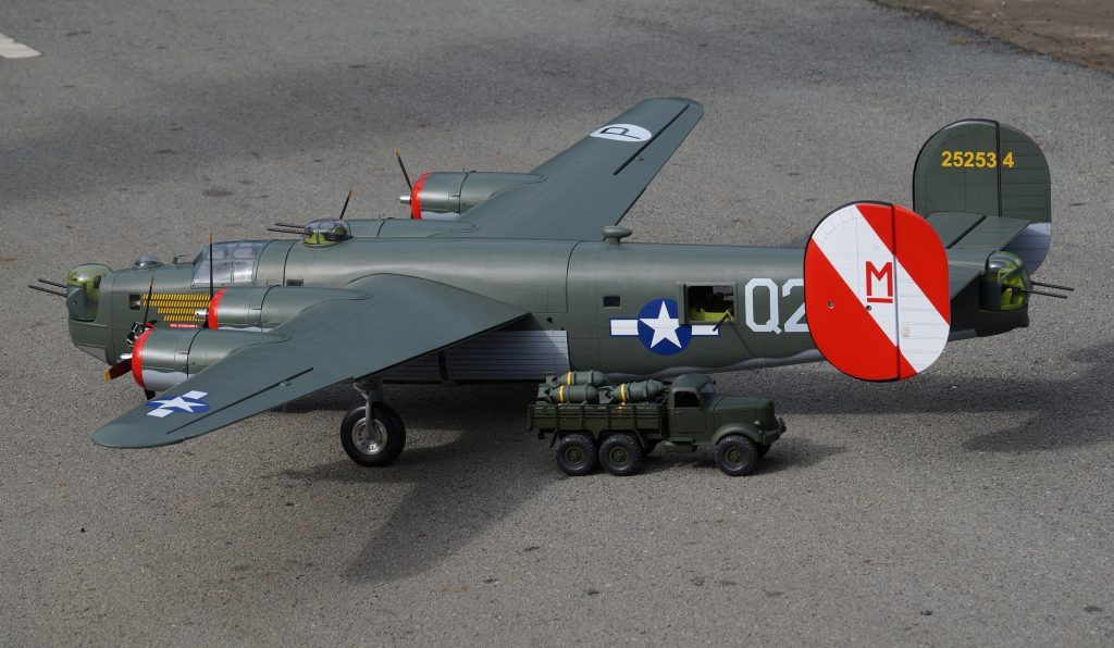 Own your own B-24 Liberator -