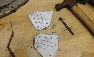 Making Heavy Duty Steel Brackets