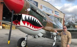 Interview with a Warbird Pilot!