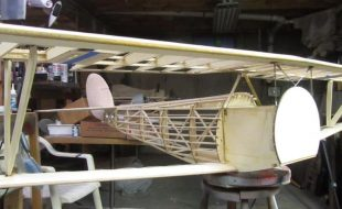 New for Premium Members — Giant Scale WW I Nieuport 24
