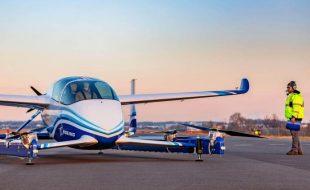 Boeing's Autonomous Drone Takes Flight