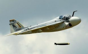 Turbine Jet Thursday — Grumman A-6E Intruder
