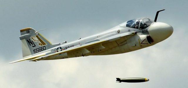 Award Winning Grumman A-6E Intruder