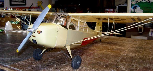 DIY Scale RC Aeronca Champ