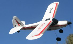 Rage R/C Super Cub MX — No Pressure Flying