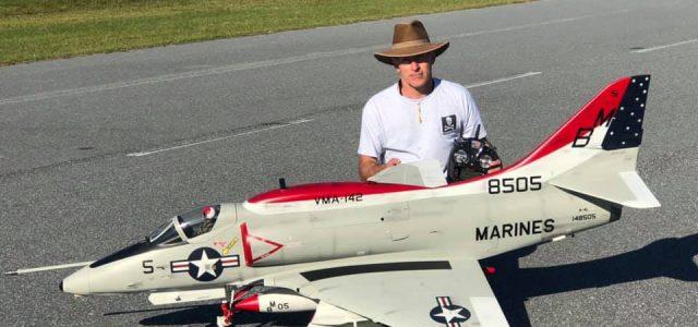Winning A-4 Skyhawk