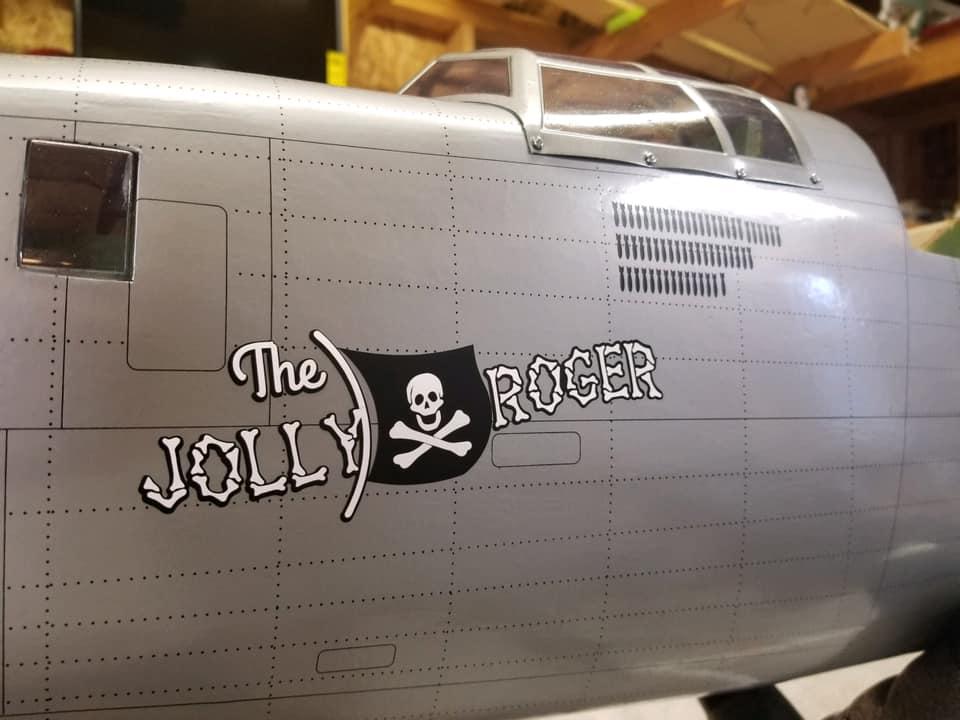 VQ Warbirds' B-24 Sneak Peek - Model Airplane News