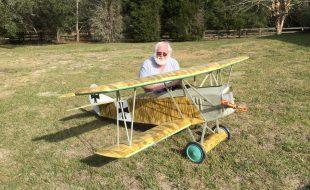 Road to Top Gun: Fokker D.VII