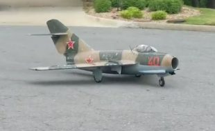 Road to Top Gun: Soviet MiG 15 Jet Fighter