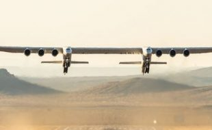 World's Largest Plane Makes First Flight