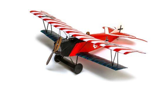 FlyZone Fokker D.VII