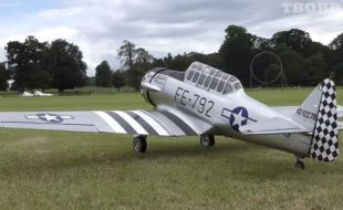 1/4-Scale AT-6 Texan
