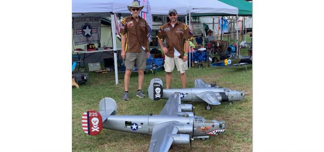 VQ Warbirds at Bomber Field