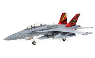 E-flite F-18 Hornet 80mm EDF BNF Basic / PNP