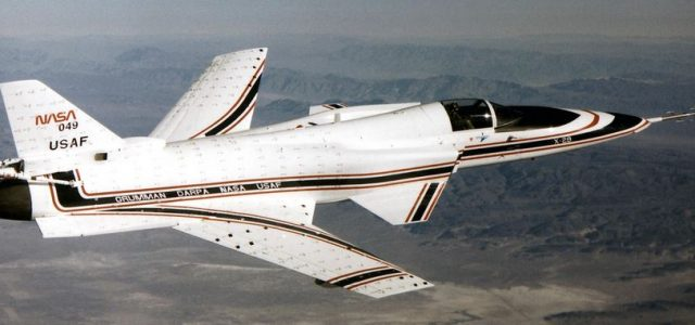 X-29 Advanced Technology Demonstrator