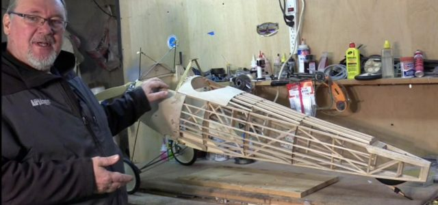 Workshop Video – Nieuport 24 Update