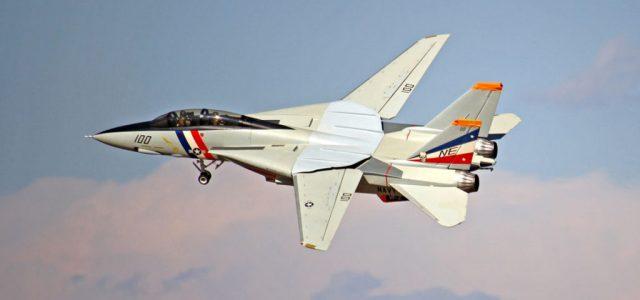 RC F-14 Tomcat Sweep-wing Jet