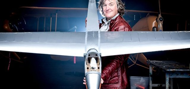 James May Flies RC Across the Channel