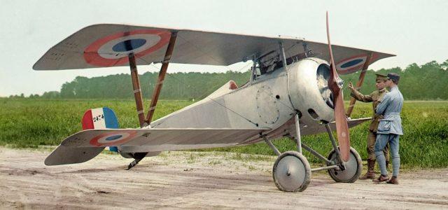 Planes Worth Modeling — Nieuport 17