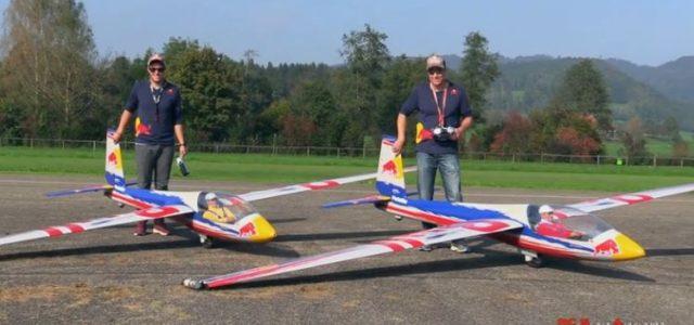 Synchronized Aerobatics Video