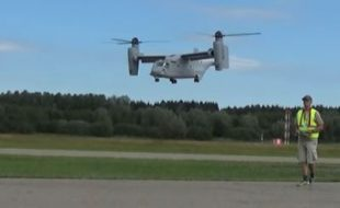 Giant Scale RC SCALE RC V-22 OSPREY